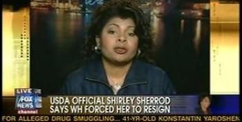 April Ryan Complains About The 'Shoddy Reporting' On The Sherrod Story On Fox Without Mentioning Fox Or Breitbart