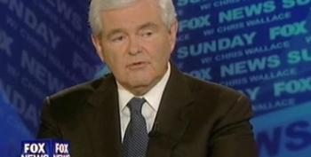 Gingrich Blames Obama Administration For His Attack On Sherrod
