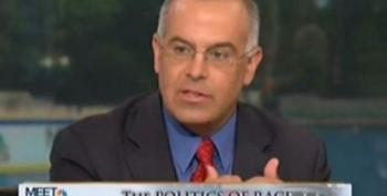 David Brooks Plays Down The Racism Within The Tea Party