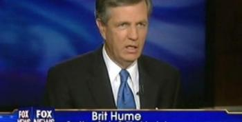 Brit Hume Tries To Gloss Over Fox's Role In Helping Breitbart Attack Shirley Sherrod And The NAACP