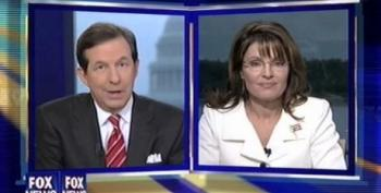 Palin: Obama Doesn't Have The 'Cajones' To Enforce Immigration Laws