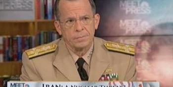 Mullen: US Has Plan Ready To Strike Iran If Needed