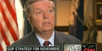 Lindsey Graham Pretends The Republicans Will Work With Democrats On Immigration Reform