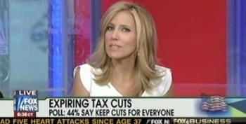 Fox Host 'Astounded' That More Americans Support Letting Some Tax Cuts Expire