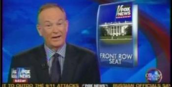 Bill O'Reilly Brags Up Fox Getting Helen Thomas' Front-row Seat