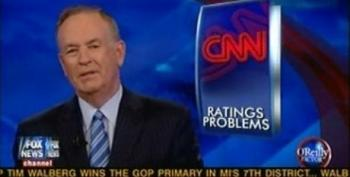 Bill O'Reilly Features Rick Sanchez In His 'Pinhead' Segment For Saying Fox Isn't A News Organization
