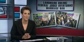 Rachel Maddow: Prop 8 Case Relied On Two Witnesses Tied To George Rekers