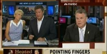 Scarborough Takes Up For King On 9-11 Responders Bill And Attacks Weiner: It's The Democrats Who Are Playing Games!