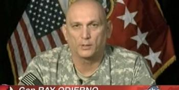Odierno: Iraq's Military 'Ready To Assume Full Operations'