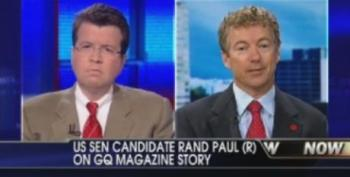 Rand Paul Denies Kidnapping Woman In College But Can't Recall If They Made Her Bow To The Aqua Buddha