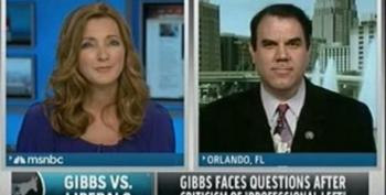 Rep. Alan Grayson: Robert Gibbs Should Not Resign, He Should Be Fired