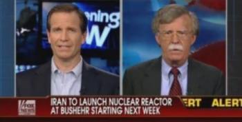 Bolton: Russia Defies U.S., Helps Iran