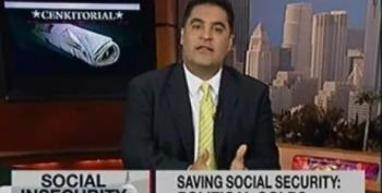 Cenk Uygur: If The Democrats Have Any Sense They'll Make Social Security A Defining Issue For 2010
