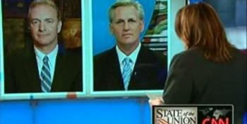 Candy Crowley Pretends She Doesn't Know Republicans Want To Privatize Social Security