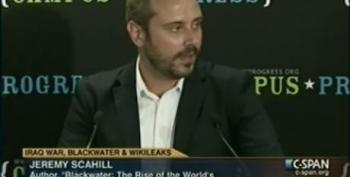 Jeremy Scahill: Iraq, Blackwater, WikiLeaks And The Future Of Journalism