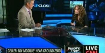 Roberts Interviews Geller About 'Ground Zero Mosque'