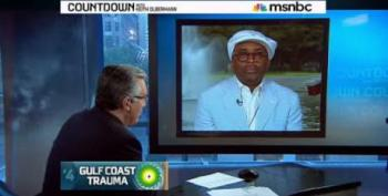 Spike Lee Warns BP's Greed Could Be 'Downfall' Of The US