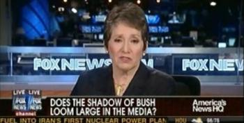 Liz Trotta: Attack Ads About George Bush Shouldn't Be Taken Seriously Because Some 'Liberals' Said Nice Things About Him
