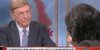 George Will: Mideast Peace Process Is 'Biggest Threat To Peace'