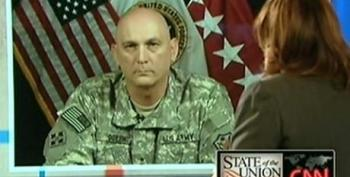 Odierno: 'Complete Failure' Of Iraqi Forces Could Mean Return US Combat Operations