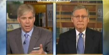 Mitch McConnell Claims He Has No Idea Where Misinformation About President's Religion Is Coming From