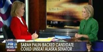 Greta Van Susteren Pretends That Sarah Palin Doesn't Have Any GOP Operatives Advising Her