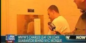 Fox Sends Out Ambush Squad To Talk To NYC Mosque Investors -- But Doesn't Mention Key Fox Investor