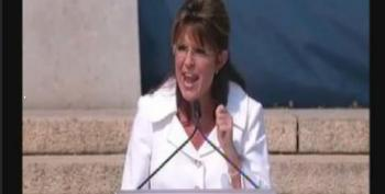 Sarah Palin's 'Nonpolitical' Speech At Beck's 'Restoring Honor' Rally: