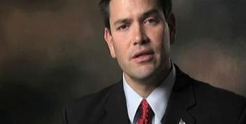 Rubio: The American Dream Is Threatened By Deficit Spending -- And Don't Get Rid Of Those Bush Tax Cuts