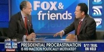 Kilmeade: Kill Terrorists Because We Don't Know How To Try Them