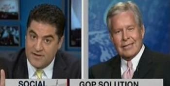 Cenk Uygur Takes On Former Rep. Bob McEwen Over Social Security