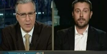Olbermann And Scahill Share Their 'Thanks' To President Bush