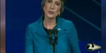 Carly Fiorina Pulls Out The Victim Card For Poor Picked On HP While Debating Barbara Boxer