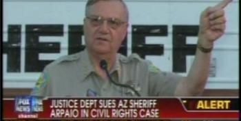 Department Of Justice Will Sue Sheriff Joe Arpaio For Refusing To Cooperate In Investigation