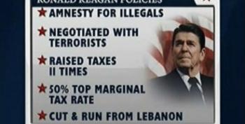 Cenk: The Political Line Has Moved So Far Right Reagan Couldn't Run As A Republican