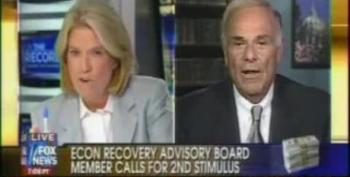 A Second Stimulus Package? Ed Rendell Thinks It's Going To Be Necessary
