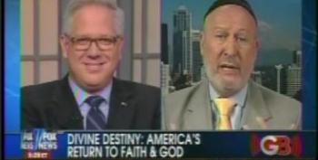 Rabbi Lapin Tells Glenn Beck: Atheists Are 'Parasites' On A Moral Society
