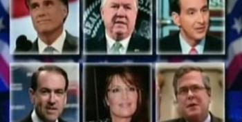 Chris Matthews Show Panel Ponders Palin Or Jeb Bush Run For 2012