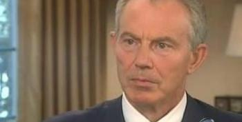 Tony Blair: Don't Rule Out Attack On Iran