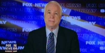 McCain Calls Ending The Bush Tax Cuts 'Class Warfare'