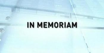 In Memoriam: 9/5/2010