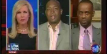 Monica Crowley Whines About The 'Race Card,' Mark Sawyer Points Out That Fox Plays It All The Time