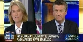 Fox Business Reporter Ashley Webster: Give More Money To Wall Street
