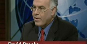David Brooks Attempts To Whitewash Wave Of Islamophobia