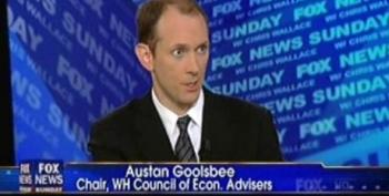 Austan Goolsbee Calls Out Chris Wallace For The Small Business Tax Lie