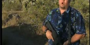 Neo-Nazi J.T. Ready Organizes Vigilante Border Patrols In Arizona