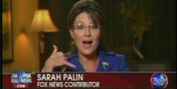 Palin Advises Christine O'Donnell: 'Speak Through Fox News'