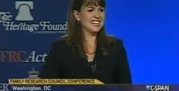 Christine O'Donnell Lies To Values Voters