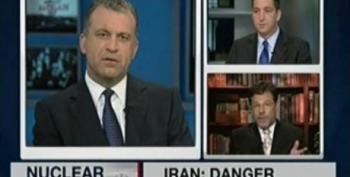 Greenwald And Ratigan Tag-Team PNAC War Monger Cliff May For Hyping Iranian Threat