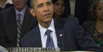 President Obama: Asking That You're Taxed More Like Your Secretary Is Not Anti-Business